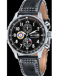 Chic Time | Montre Homme AVI-8 Hawker Hurricane AV-4011-02 Noir  | Prix : 249,00€