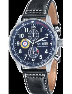 Chic Time | Montre Homme AVI-8 Hawker Hurricane AV-4011-03 Noir  | Prix : 249,00€