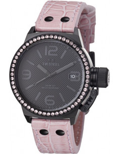 Chic Time | Montre Femme TW Steel Canteen TW911 Rose - Prix : 379,00 €