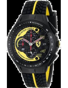Chic Time | Montre Homme Ferrari 0830078 Noir  | Prix : 299,00€