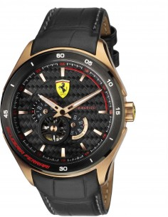 Chic Time | Montre Homme Ferrari Gran Premio 0830108 Noir  | Prix : 1,699.00