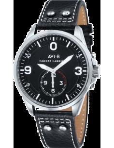 Chic Time | AVI-8  - Montre Homme AVI-8 Hawker Harrier II AV-4002-01 Noir  - Prix : 179,00 €