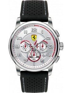 Chic Time | Montre Homme Ferrari 0830064 Noir  | Prix : 369,00€