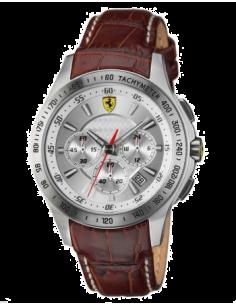 Chic Time | Montre Homme Ferrari 0830044 Marron  | Prix : 349,00€