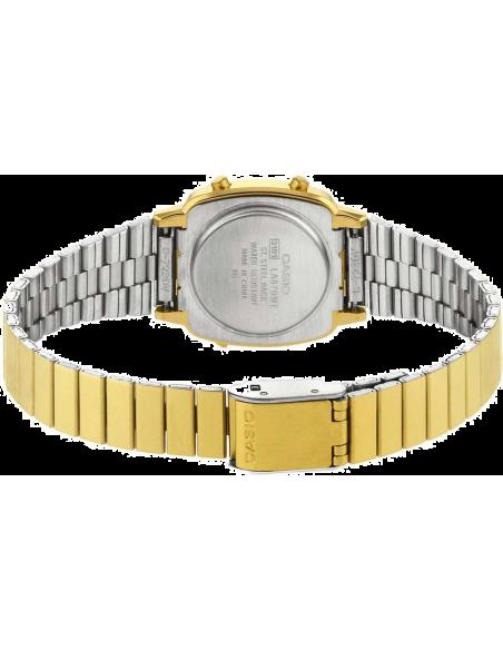 Chic Time   Montre Femme Casio Vintage LA670WEGA-1EF Or    Prix : 27,50€