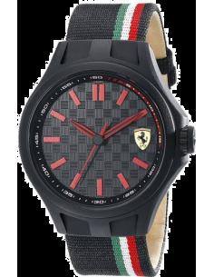 Chic Time | Montre Homme Ferrari Pit Crew 0830215 Noir  | Prix : 139,00€