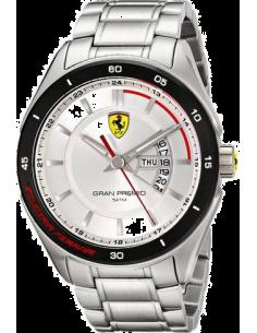 Chic Time | Montre Homme Ferrari Gran Premio 0830187 Argent  | Prix : 479,00€