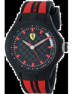Chic Time | Montre Homme Ferrari Pit Crew 0830172 Noir  | Prix : 149,00€