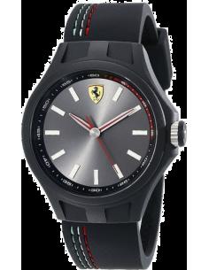 Chic Time | Montre Homme Ferrari Pit Crew 0830218 Noir  | Prix : 139,00€