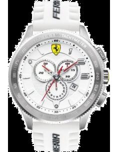 Chic Time | Montre Homme Ferrari 0830140 Blanc  | Prix : 349,00€