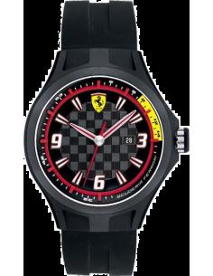 Chic Time | Montre Homme Ferrari Pit Crew 0830005 Noir  | Prix : 139,00€