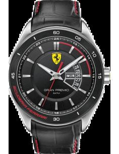 Chic Time | Montre Homme Ferrari Gran Premio 0830183 Noir  | Prix : 299,00€