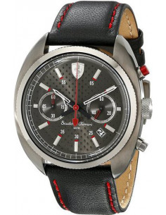 Chic Time | Montre Homme Ferrari 0830209 Noir  | Prix : 369,00€