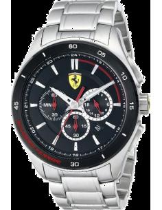 Chic Time | Montre Homme Ferrari Gran Premio 0830188 Argent  | Prix : 399,00€