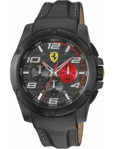 Chic Time | Montre Homme Ferrari 0830030 Noir  | Prix : 399,00€