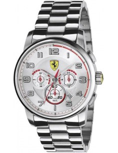 Chic Time | Montre Homme Ferrari 0830055 Argent  | Prix : 429,00€