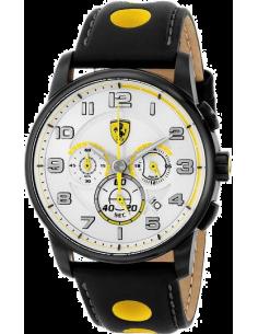 Chic Time | Montre Homme Ferrari 0830056 Noir  | Prix : 399,00€