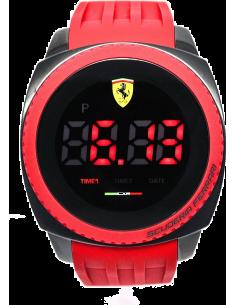 Chic Time | Montre Homme Ferrari 0830228 Rouge  | Prix : 229,00€