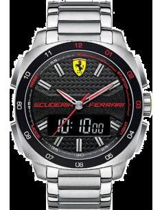 Chic Time | Montre Homme Ferrari Aero Evo 0830169 Argent  | Prix : 299,00€