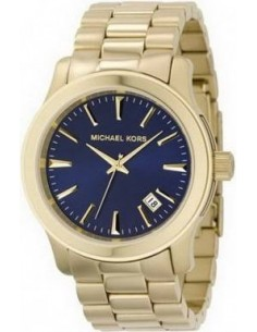 Chic Time | Montre Homme Michael Kors Runway MK7049 Or  | Prix : 179,00 €