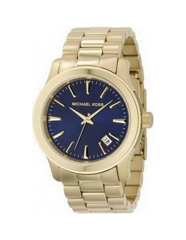 Chic Time | Montre Homme Michael Kors Runway MK7049 Or  | Prix : 179,00€