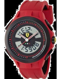 Chic Time | Montre Homme Ferrari 0830019 Rouge  | Prix : 199,00€