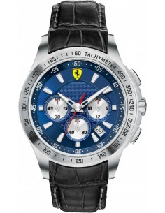 Chic Time | Montre Homme Ferrari 0830041 Noir  | Prix : 259,00€