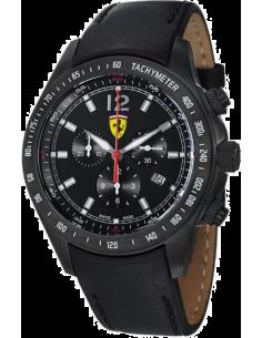 Chic Time | Montre Homme Ferrari FE-07-IPB-BK Noir  | Prix : 489,00€