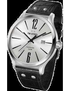 Chic Time | Montre Homme TW Steel Slim Line TW1301 Noir  | Prix : 369,00€