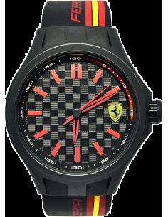Chic Time | Montre Homme Ferrari Pit Crew 0830217 Noir  | Prix : 159,00€