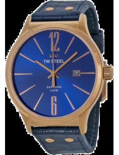 Chic Time | Montre Homme TW Steel Slim Line TW1305 Bleu  | Prix : 339,00€