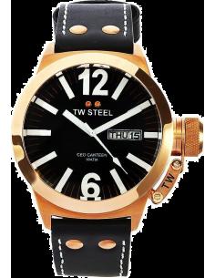 Chic Time   Montre Homme TW Steel CEO Canteen CE1021 Noir    Prix : 469,00€
