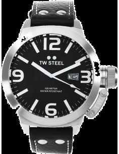 Chic Time | Montre Homme TW Steel Canteen TW22 Noir  | Prix : 499,00€