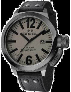 Chic Time | Montre Homme TW Steel CEO Canteen CE1051 Noir  | Prix : 619,00€