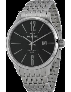 Chic Time | Montre Homme TW Steel Slim Line TW1306 Argent  | Prix : 509,00€