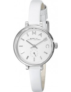Chic Time | Montre Femme Marc by Marc Jacobs Sally MBM1350 Blanc  | Prix : 229,00 €
