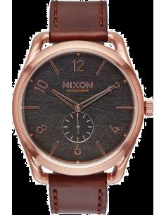 Chic Time | Montre Homme Nixon C45 A465-1890 Marron  | Prix : 320,00€