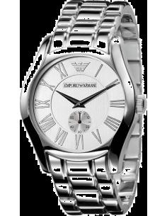 Chic Time | Montre Homme Emporio Armani AR0647 Argent Bracelet acier  | Prix : 259,00€