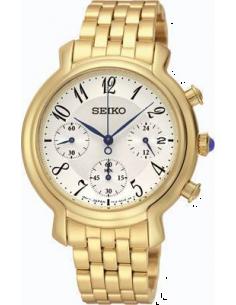 Chic Time | Montre Femme Seiko SRW874P1 Or  | Prix : 269,25€