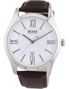 Chic Time | Montre Homme Hugo Boss Ambassador 1513021 Marron  | Prix : 254,15 €