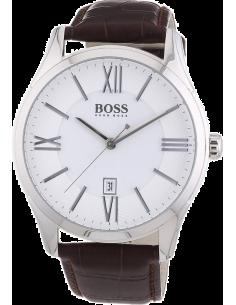 Chic Time | Montre Homme Hugo Boss Ambassador 1513021 Marron  | Prix : 254,15€