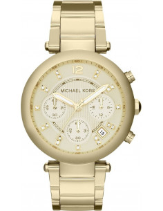 Chic Time | Montre Femme Michael Kors MK5276 Or Index brillants  | Prix : 220,15 €