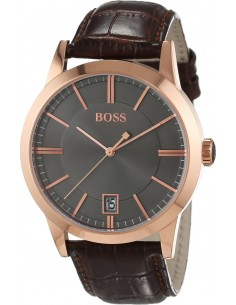 Chic Time | Montre Homme Hugo Boss 1513131 Marron  | Prix : 211,65€