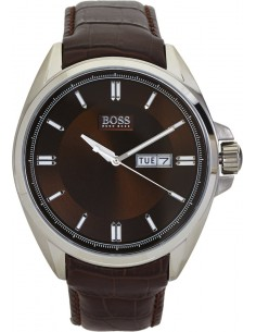 Chic Time | Montre Homme Hugo Boss Sport 1513037 Marron  | Prix : 296,65 €