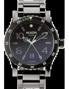 Chic Time | Montre Homme Nixon Diplomat A277-1885 Gris  | Prix : 574,17€