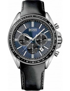 Chic Time | Montre Homme Hugo Boss Sport 1513077 Noir  | Prix : 260,00€