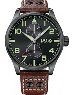 Chic Time | Montre Homme Hugo Boss Sport 1513079 Marron  | Prix : 254,15 €