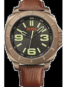 Chic Time | Montre Homme Boss Orange1513164 Marron  | Prix : 186,15€