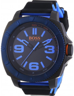 Chic Time | Montre Homme Boss Orange 1513108 Noir  | Prix : 219,00 €
