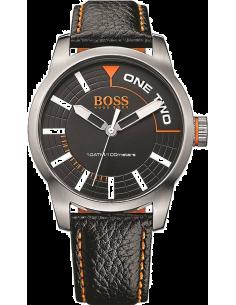 Chic Time | Montre Homme Boss Orange 1513214 Noir  | Prix : 83,40€